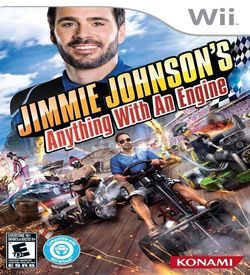 Jimmy Johnson's Anything With An Engine SJJEA4 ROM