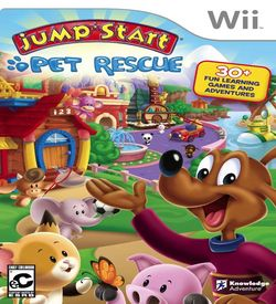 JumpStart- Pet Rescue ROM