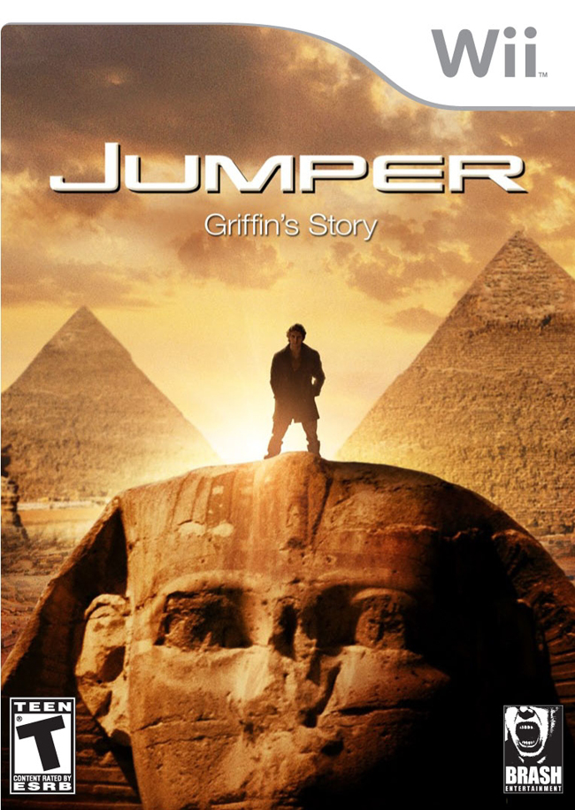 Jumper- Griffin's Story
