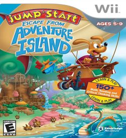 JumpStart- Escape From Adventure Island ROM