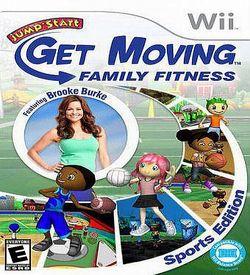 Jumpstart Get Moving Family Fitness ROM