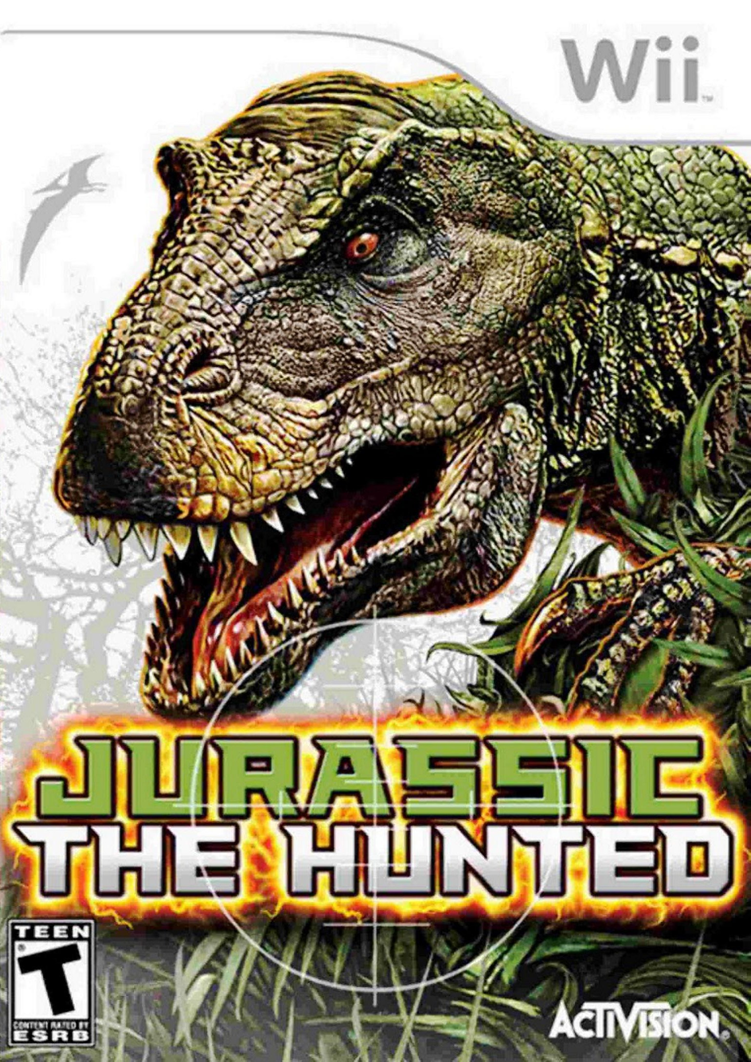 Jurassic- The Hunted