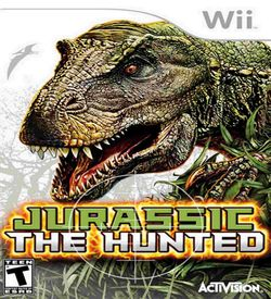 Jurassic- The Hunted ROM