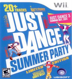 Just Dance Summer Party ROM