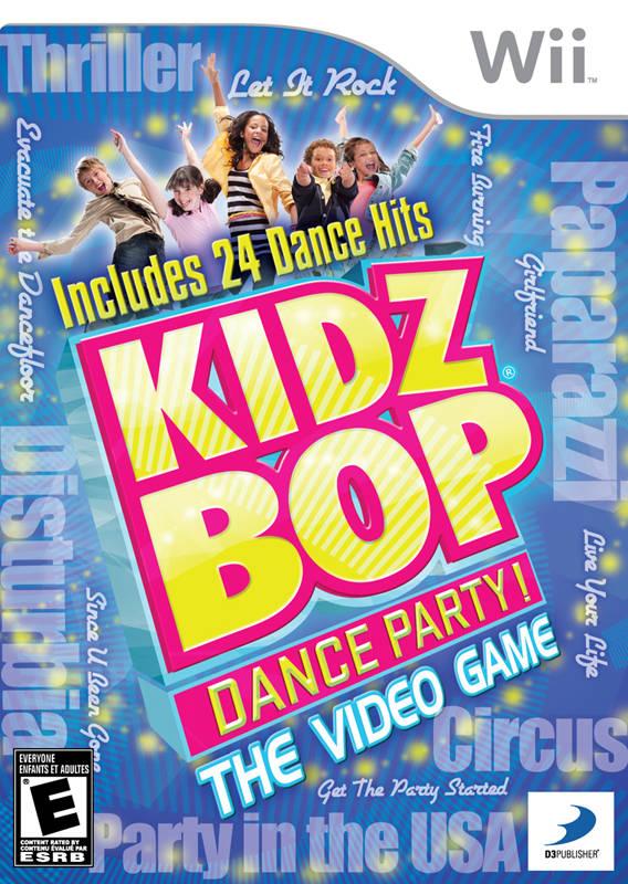 Kids Bop Dance Party