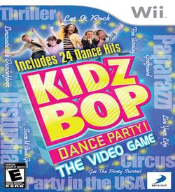 Kids Bop Dance Party ROM