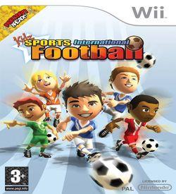 Kidz Sports - International Football ROM