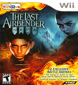 The Last Airbender - ToysRUs Edition ROM