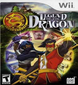Legend Of The Dragon ROM