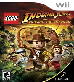 LEGO Indiana Jones The Original Adventures ROM