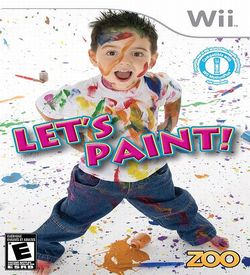 Let's Paint ROM