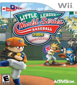 Little League World Series Baseball 2008 ROM