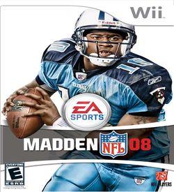 Madden NFL 08 ROM