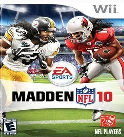 Madden NFL 10 ROM