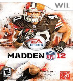 Madden NFL 12 ROM
