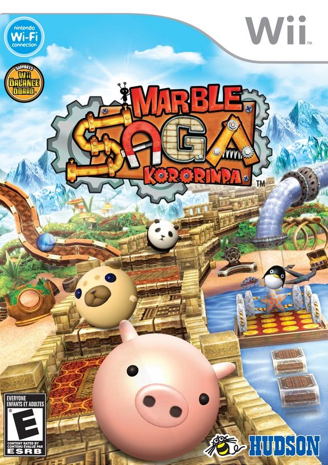 Marble Saga - Kororinpa