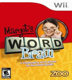 Margot's Word Brain ROM