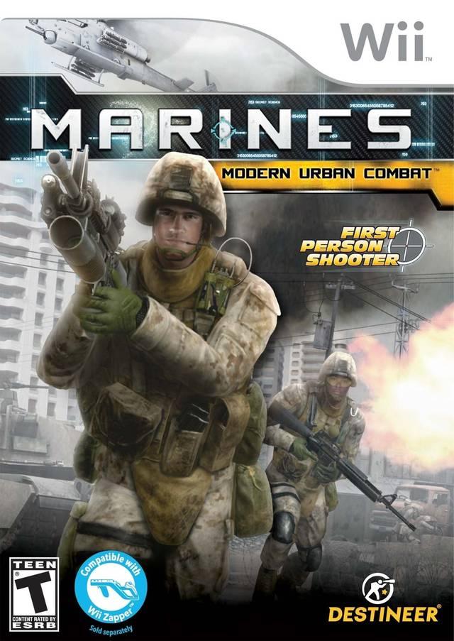 Marines- Modern Urban Combat