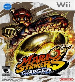 Mario Strikers Charged ROM