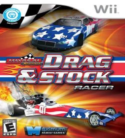 Maximum Racing Drag & StockRacer ROM