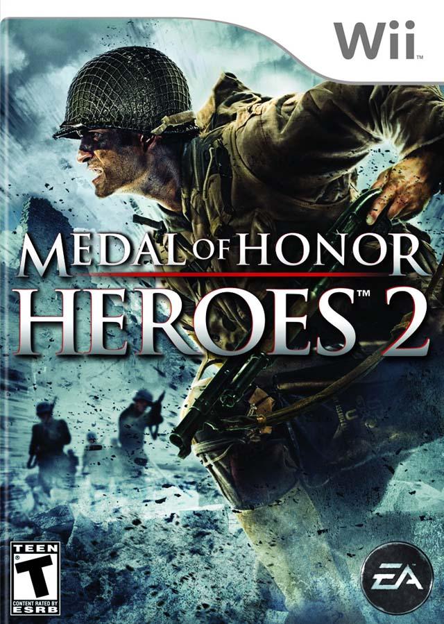 Medal Of Honor- Heroes 2