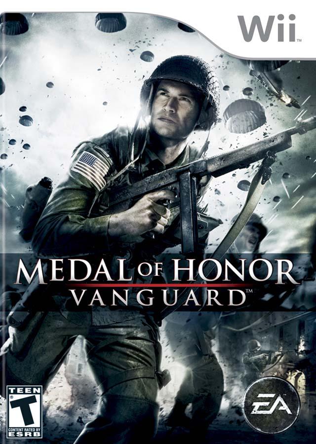 Medal Of Honor- Vanguard