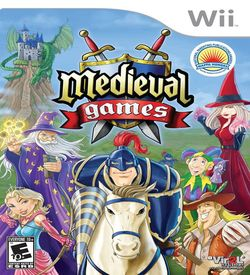Medieval Games ROM