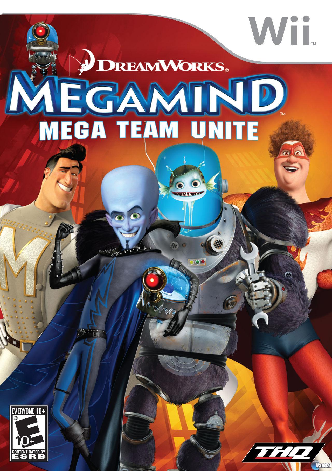 Megamind - Mega Team Unite