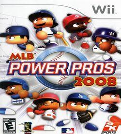 MLB Power Pros 2008 ROM