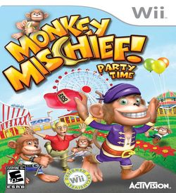 Monkey Mischief Party Time ROM
