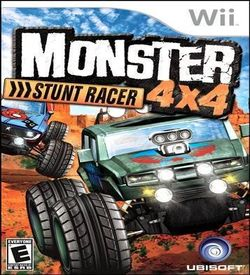 Monster 4x4- Stunt Racer ROM