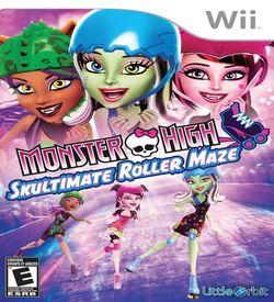 Monster High - Skultmate Roller Maze SU5EVZ ROM