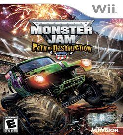 Monster Jam - Path Of Destruction ROM