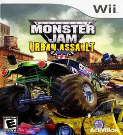 Monster Jam- Urban Assault ROM
