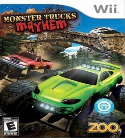 Monster Trucks Mayhem ROM