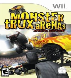 Monster Trux Arenas - Special Edition ROM