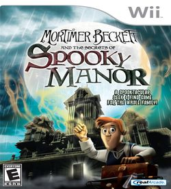 Mortimer Beckett And The Secrets Of Spooky Manor ROM
