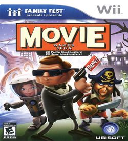 Movie Games ROM