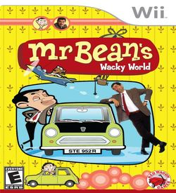 Mr Bean's Wacky World ROM