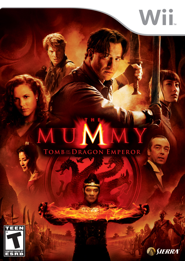 The Mummy- Tomb Of The Dragon Emperor
