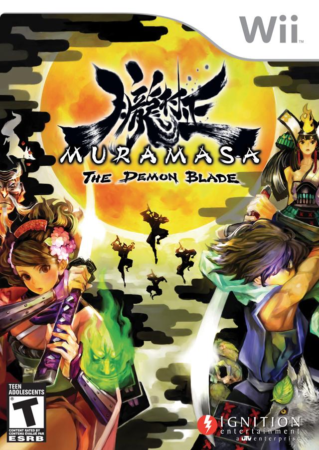 Muramasa- The Demon Blade