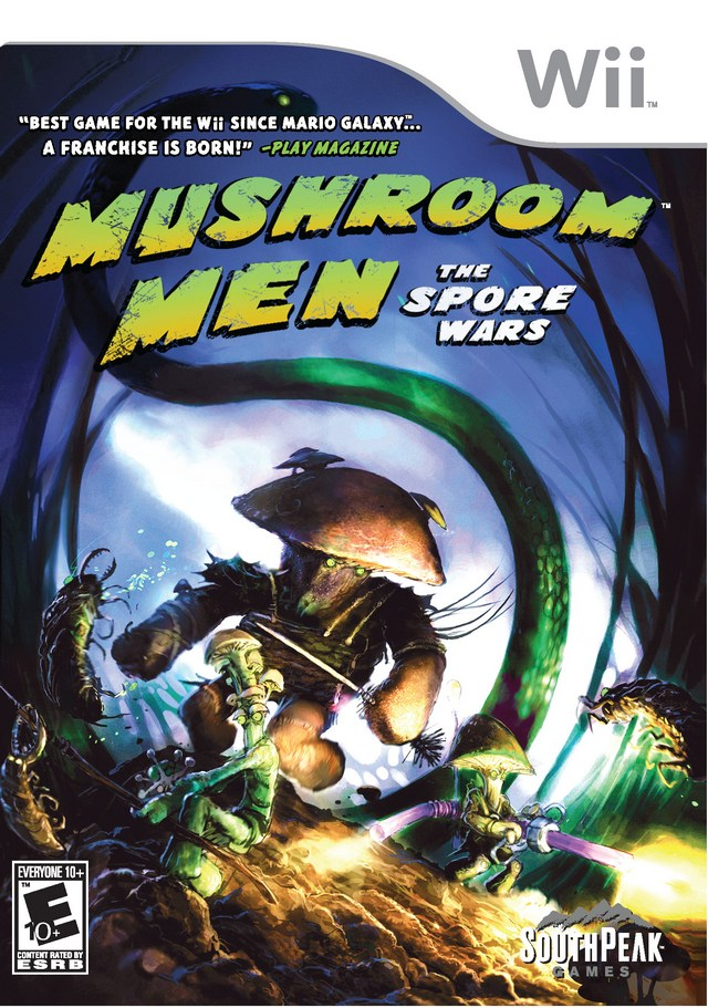 Mushroom Men- The Spore Wars