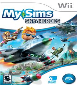 MySims Sky Heroes ROM