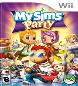 MySims Party ROM