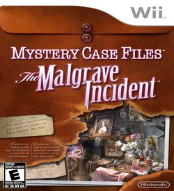 Mystery Case Files - The Malgrave Incident ROM