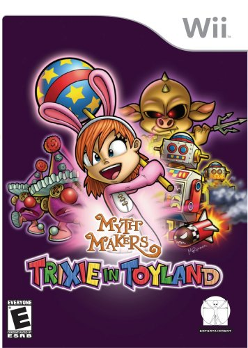 Myth Makers - Trixie In Toyland