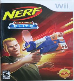 NERF N-Strike Elite ROM