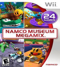 Namco Museum Megamix ROM