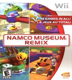Namco Museum Remix ROM