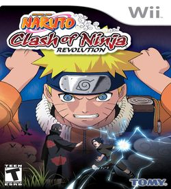 Naruto - Clash Of Ninja Revolution ROM